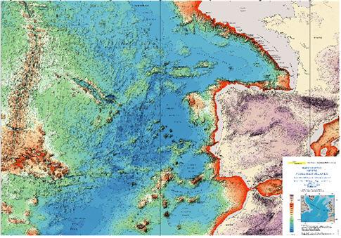 Sea Floor Sunday 7 Bathymetry Of Northeastern Atlantic Ocean Wired