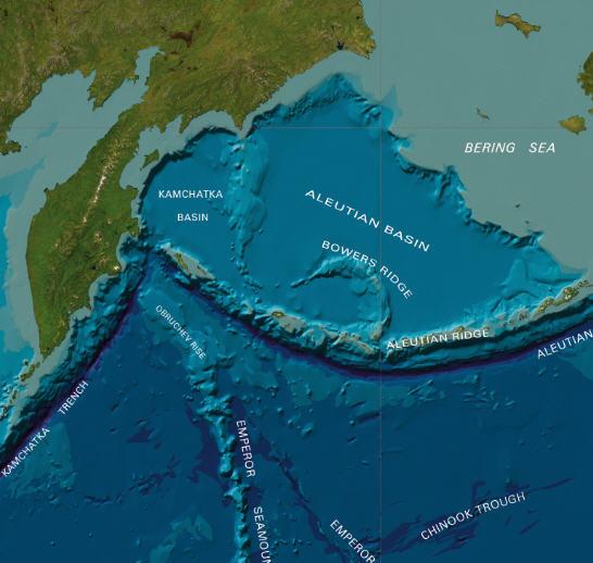 Sea-Floor Sunday #26: Global Bathymetry Map