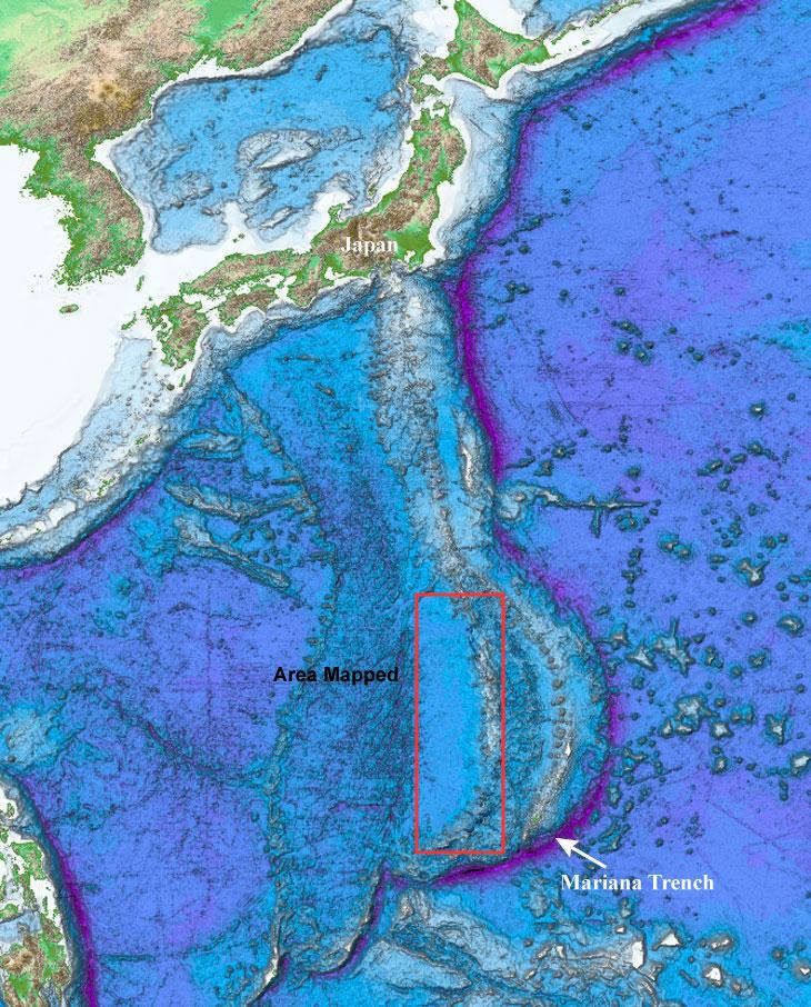 Sea-Floor Sunday #24: Marianas Trench