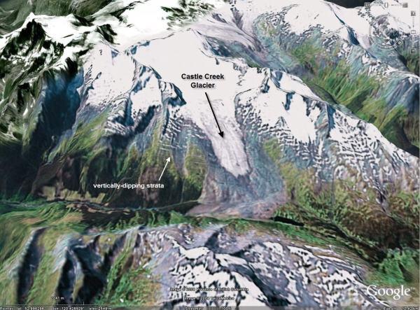base image from GoogleEarth