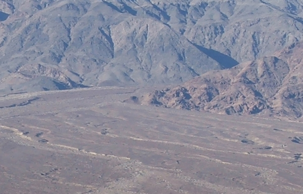 Alluvial fan, Death Valley, CA (© 2008 clasticdetritus.com)