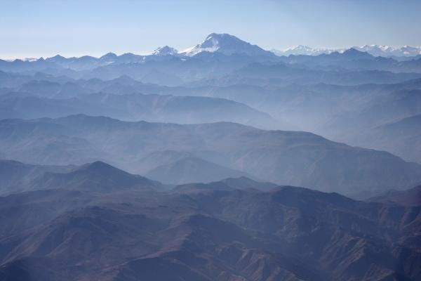 Cerro Aconcagua (© 2009 clasticdetritus.com)